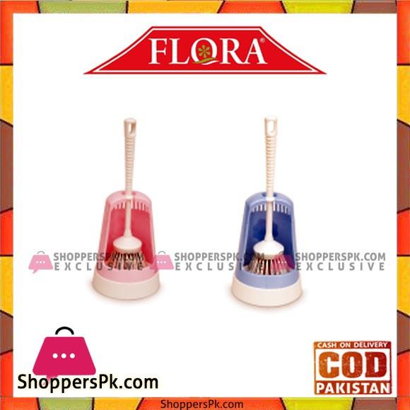 Flora Toilet Brush