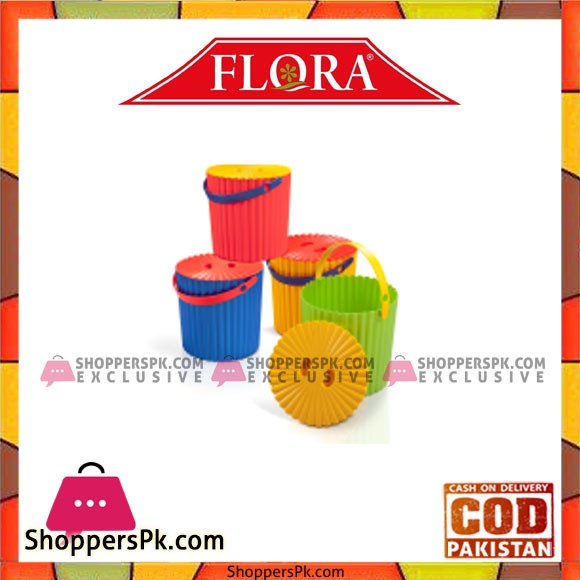 Flora Trendy Multipurpose Bucket