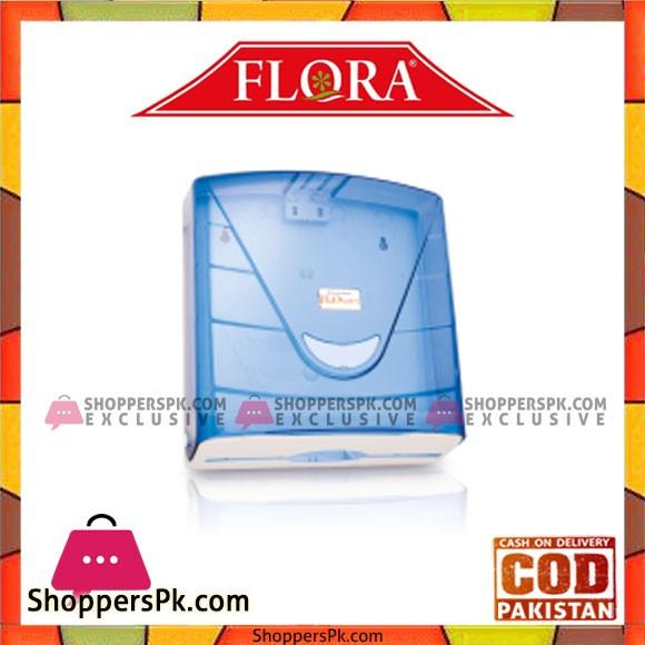 Flora Z Fold Paper Towel Dispenser