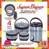 Happy Handsome Super Duper Glass Top Gift Pack