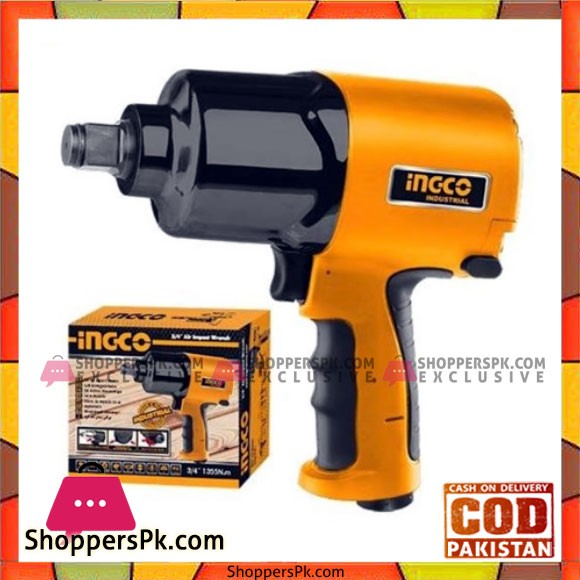 INGCO Air Impact Wrench - AIW341301