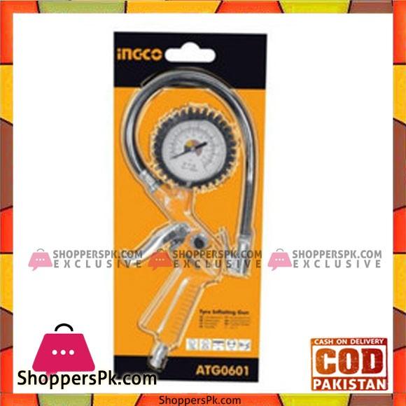 INGCO Air Tire Inflating Gun - ATG0601