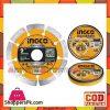 INGCO Dry Diamond Disc - DMD012302M - Karachi Only