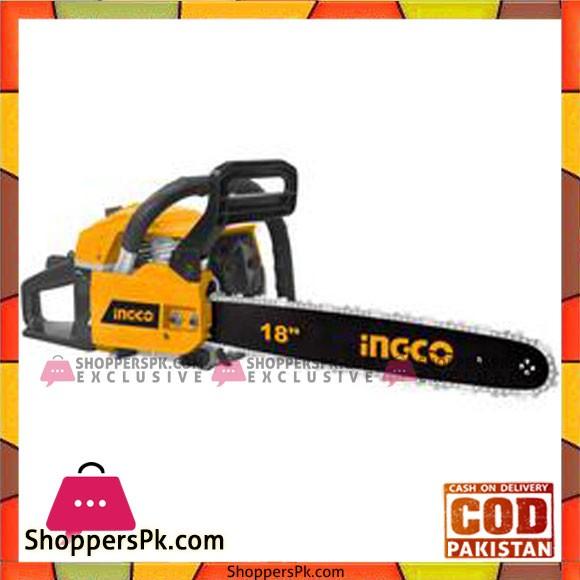 INGCO Gasoline Chain Saw - GCS45182
