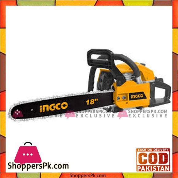 INGCO Gasoline Chain Saw - GCS45185