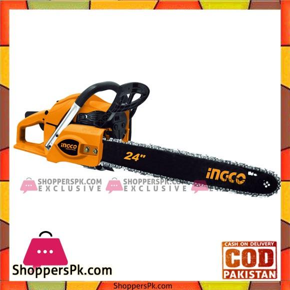 INGCO Gasoline Chain Saw - GCS62241