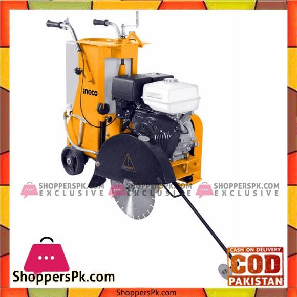 INGCO Gasoline Floor Saw - GSF16-1