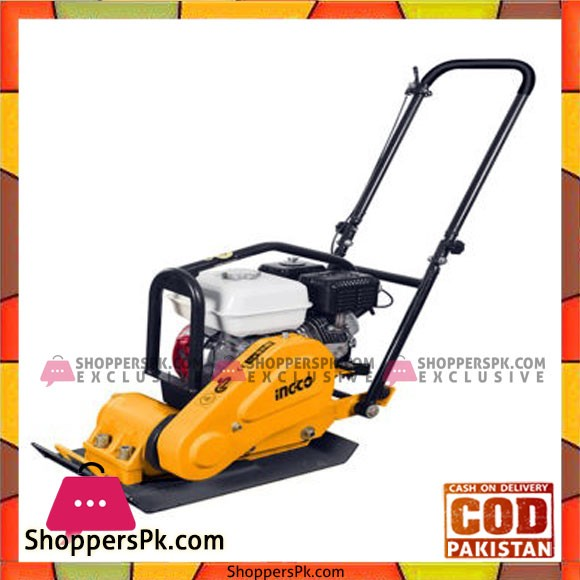 INGCO Gasoline Plate Compactor - GCP060-2 - Karachi Only