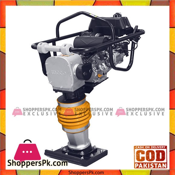 INGCO Gasoline tamping rammer - GRT75-2 - Karachi Only