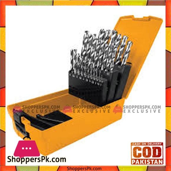 INGCO HSS Drill Bit Set - AKD1251