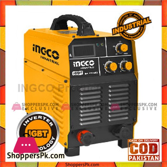 INGCO Inverter MMA Welding Machine - ING-MMA5008