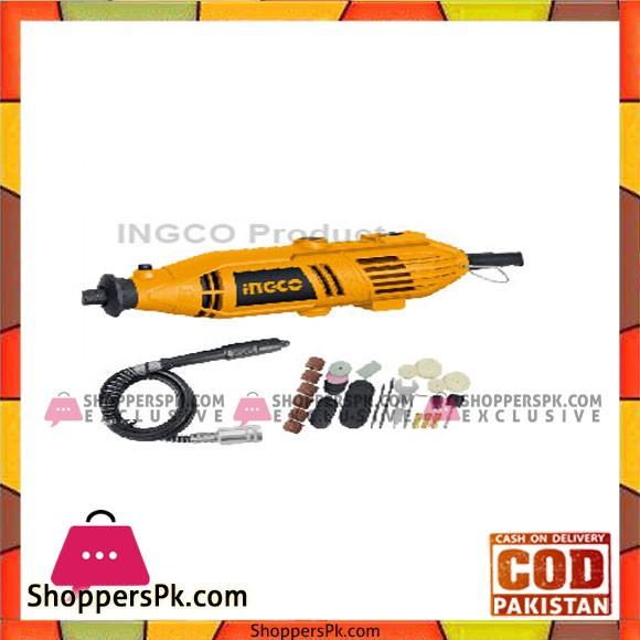 INGCO Mini drill kit - MG1308