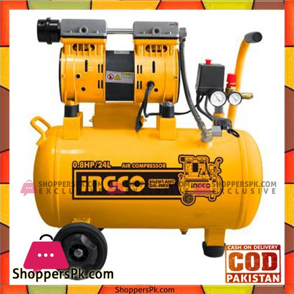 INGCO Silent and Oil Free Air Compressor - ACS175246