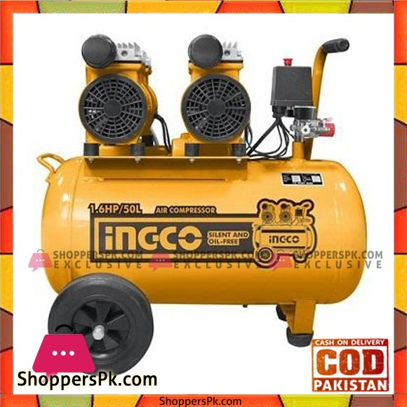 INGCO Silent and Oil Free Air Compressor - ACS215506