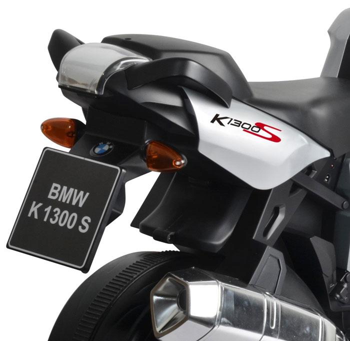 Kids Ride on Bike 6V BMW Battery Operated Foot Accelator
