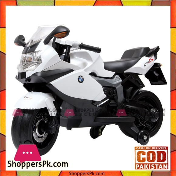 Kids Ride on Bike 12V BMW Officially Licensed - K1300S Battery Operated