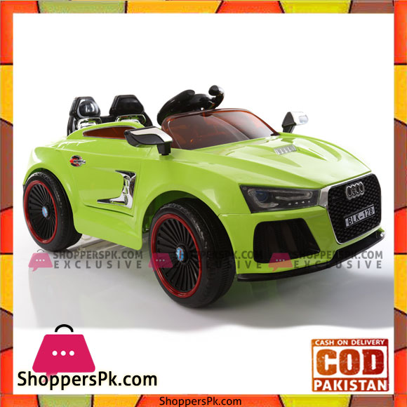Buy Kids Ride On Electric Car Audi Rs5 Design With Lighting Wheel