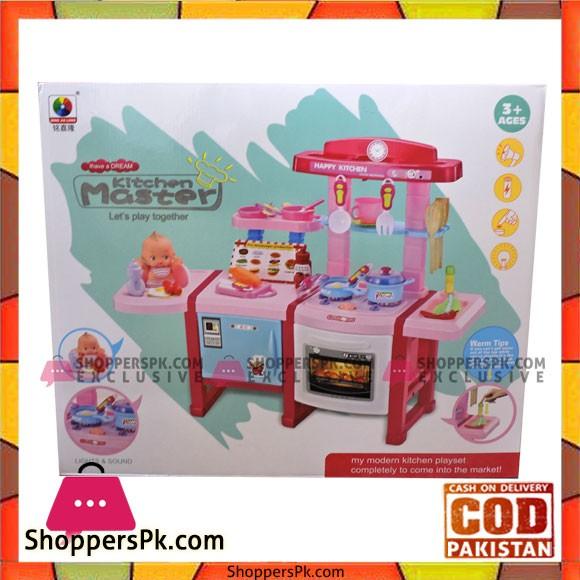 Multi-functional Kitchen Play Set