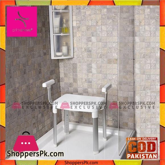 Primanova Cappadocia Bathroom Chair with Arm Support Tukey Made M-KV24-01