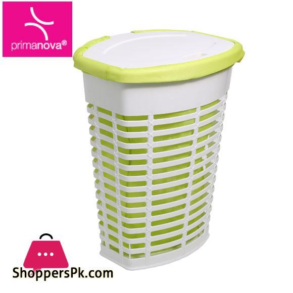 Primanova Palm Laundry Basket Turkey Made M-E44