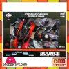 Remote Control Bounce Rollover Stunt Car
