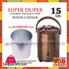 Super Duper Metallic Cooler 15 Liter