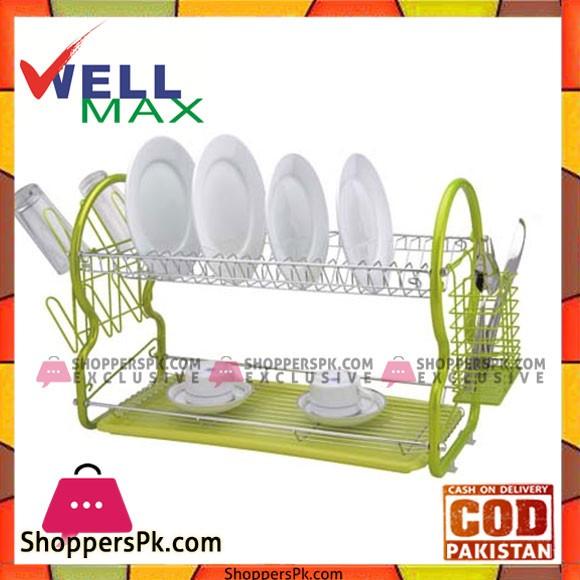 Wellmax Germany Dish Rack - C1303N-22
