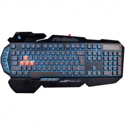 A4Tech Bloody B318 - 8 Light Strike Gaming Keyboard