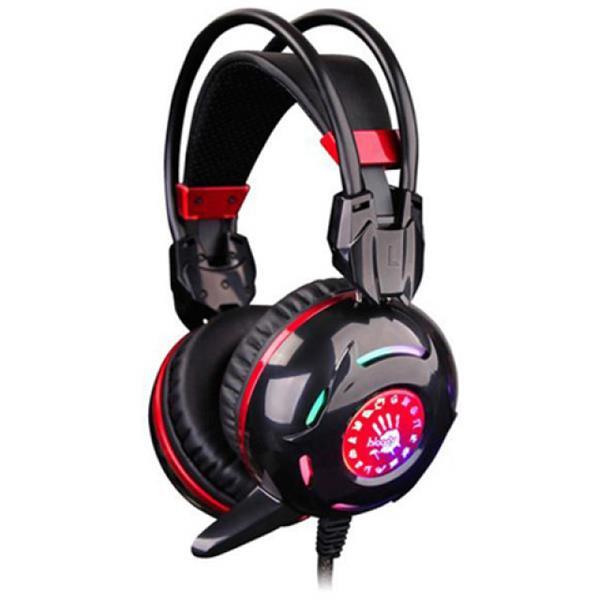 A4Tech Bloody G300 Combat Gaming Headset (Black)