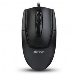 A4tech OP-540NU Mouse, USB, Black