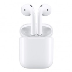 Apple AirPods MMEF2 Wireless headphones with Charging Case