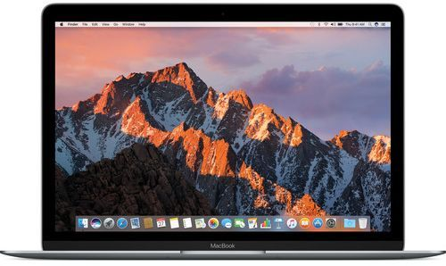 "Apple Macbook Air 2017 MNYK2 - Dual Core 1.2Ghz CM3 8GB 256GB 12"" OS Sierra Int"