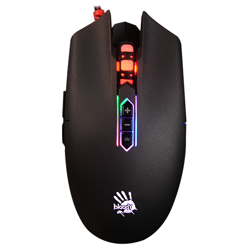 Bloody Q80 Neon X'Glide Gaming Mouse