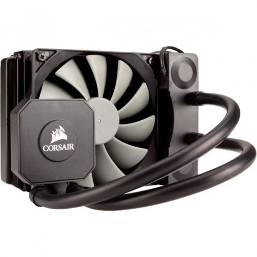 Corsair H45 Hydro Series Performance 120MM Liquid CPU Cooler - CW-9060028-WW
