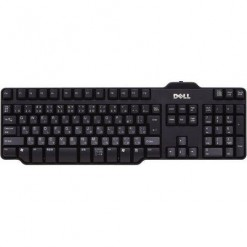 Dell USB Wired Keyboard - SK-8115 - (Used)