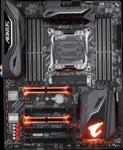 Gigabyte GA-X299 Auros Gaming 3 Pro
