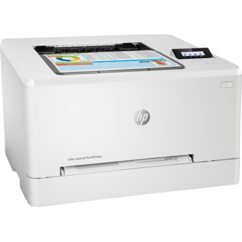 HP Color LaserJet Pro M254nw (T6B59A), Wireless