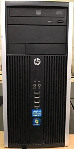 HP Elite 6200 Tower  Intel Core I5 3470
