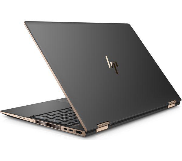 "HP SPECTRE 13 AC008TU (X360-Touch) - 7th Gen Ci7 16GB 1TB 13.3"" 4K IPS Dos"