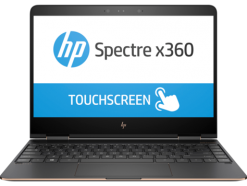 "HP SPECTRE 13 AC009TU (X360-Touch) - 7th Gen Ci7 16GB 1TB 13.3"" 4K IPS Dos"