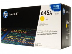 Hp Toner 645A Yellow