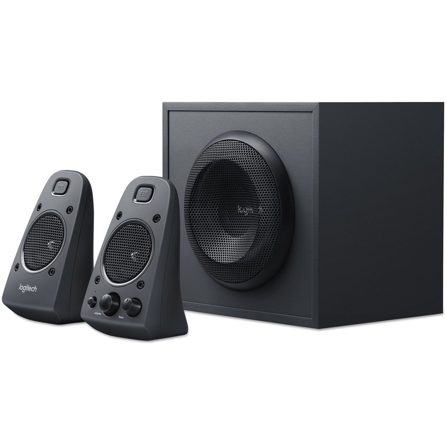 Logitech Z625 THX Certified Computer Gaming Speaker System