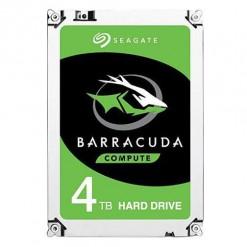 "Seagate BarraCuda ST4000DM004 4TB 256MB Cache SATA 6.0Gb/s 3.5"" Hard Drive Bare Drive"