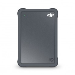 Seagate 2TB DJI Fly Drive Portable Hard Drive for Drone Footage USB-C Model STGH2000400