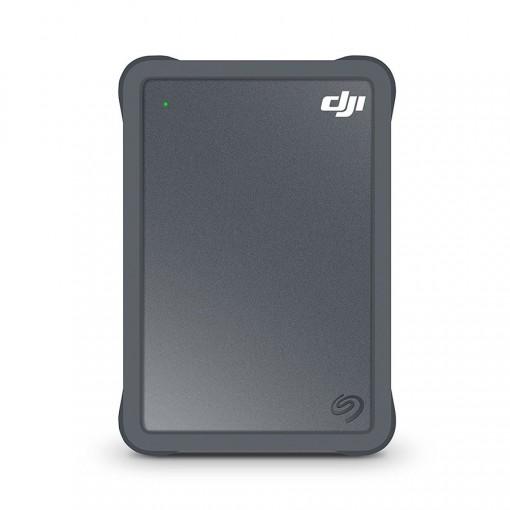 Seagate 2TB DJI Fly Drive Portable Hard Drive for Drone Footage USB-C Model STGH2000400