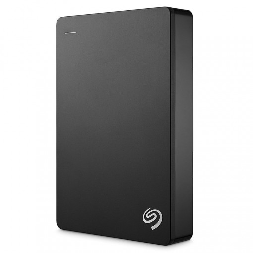 Seagate Backup Plus Slim 5TB Portable External Hard Drive (STDR5000300)