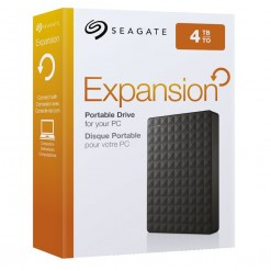 Seagate Expansion 4TB Portable Hard Drive (STEA4000400)