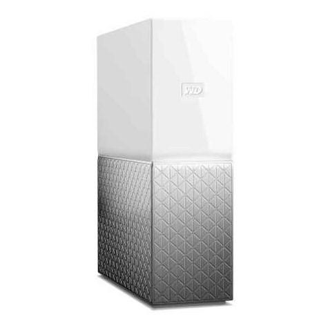 WD My Cloud Home - 4TB Personal Cloud Storage, Single Drive (WDBVXC0040HWT)