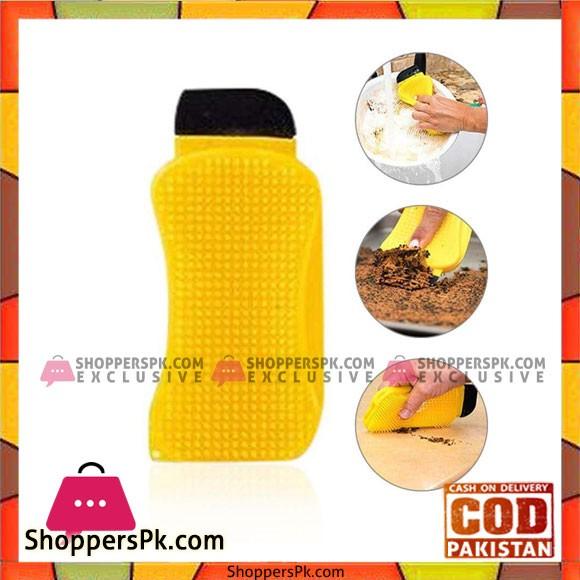 3-in-1 Silicone Sponge