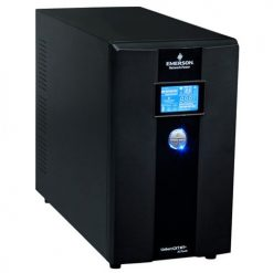 Emerson 1000VA/800W Online 230V PF 0.8 LCD Tower (Short Backup - With Battery)